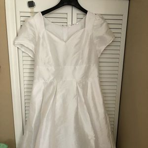 EShakti White dress *never worn*